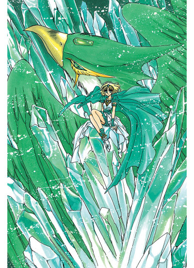 Page 8 Magic knight rayearth tome 3