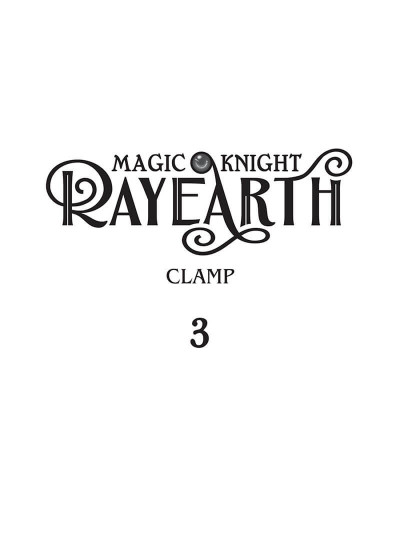 Page 9 Magic knight rayearth tome 3