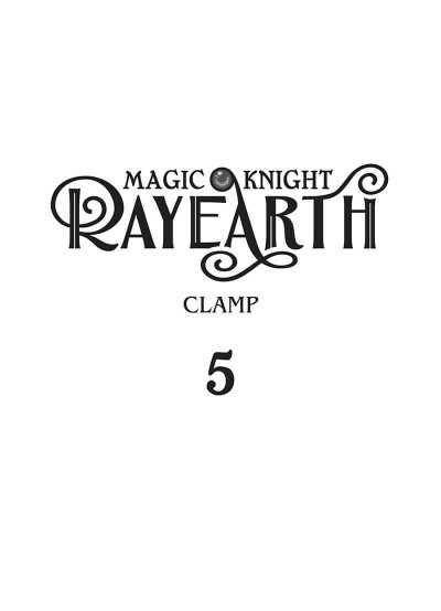 Page 7 Magic knight rayearth tome 5