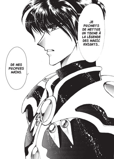 Page 9 Magic knight rayearth tome 5