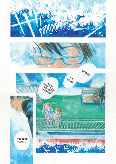 Page 6 L'île entre deux mondes tome 1