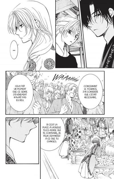 Page 8 Yona, princesse de l'aube tome 32