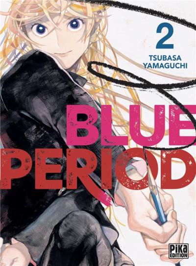 Couverture Blue period tome 2