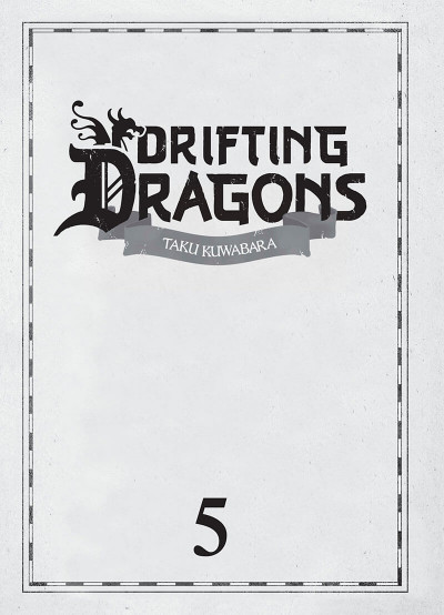 Page 1 Drifting dragons tome 5