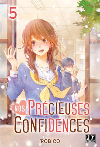 Couverture Nos précieuses confidences tome 5