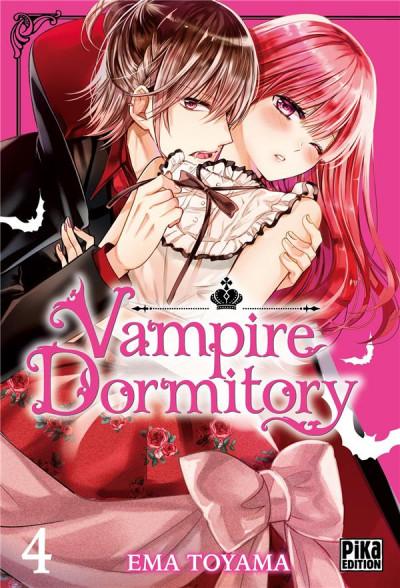 Couverture Vampire dormitory tome 4