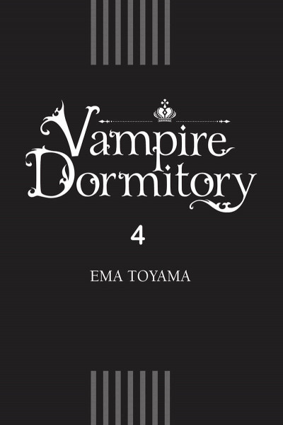 Page 1 Vampire dormitory tome 4