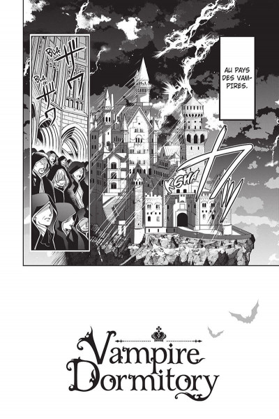 Page 4 Vampire dormitory tome 4