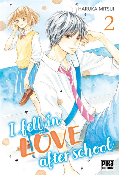 Couverture I fell in love after school tome 2