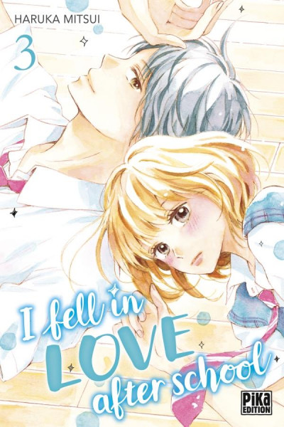Couverture I fell in love after school tome 3