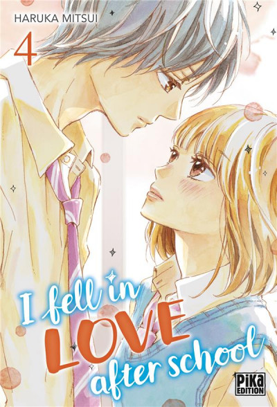 Couverture I fell in love after school tome 4