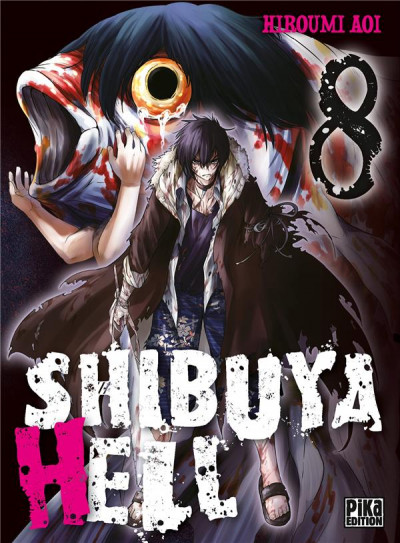 Couverture Shibuya hell tome 8