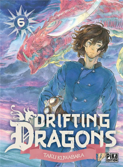 Couverture Drifting dragons tome 6