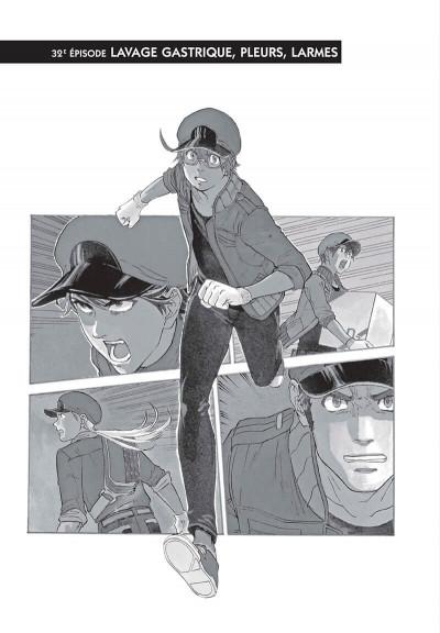 Page 3 Les brigades immunitaires black tome 6