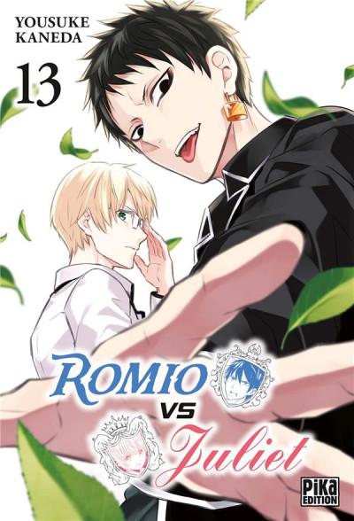 Couverture Romio VS Juliet tome 13