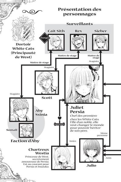 Page 3 Romio VS Juliet tome 13