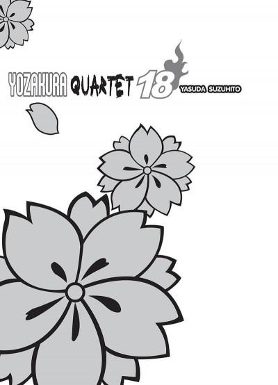Page 1 Yozakura quartet tome 18