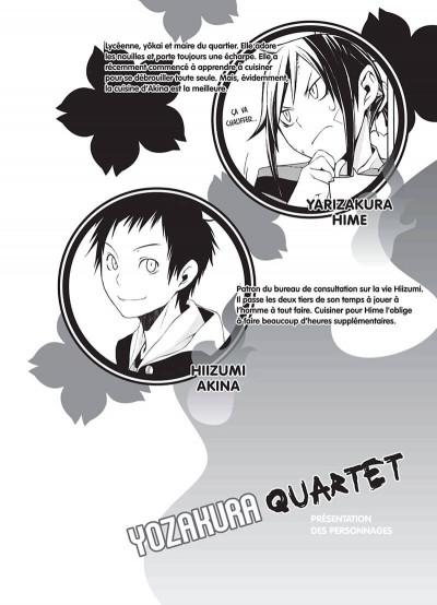 Page 2 Yozakura quartet tome 18
