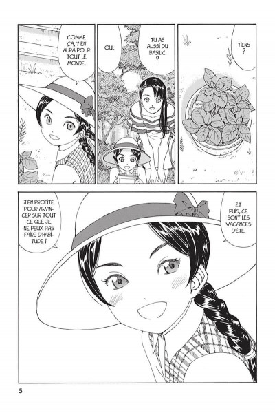 Page 5 Paradise residence tome 3