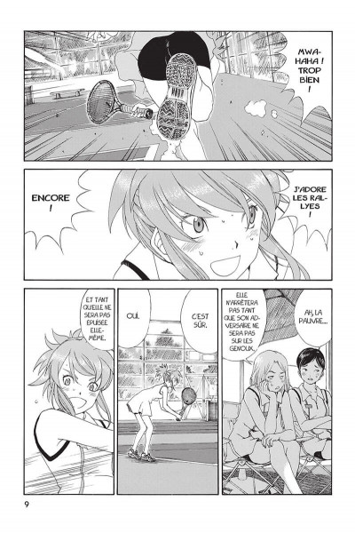 Page 9 Paradise residence tome 3