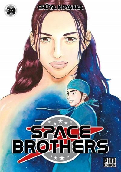 Couverture Space brothers tome 34