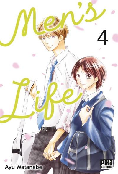 Couverture Men's life tome 4