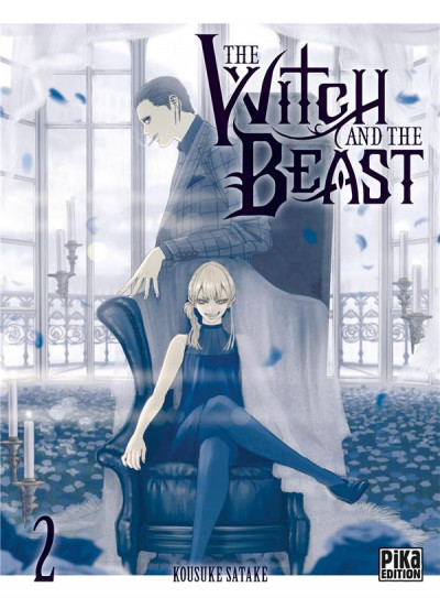 Couverture The witch and the beast tome 2