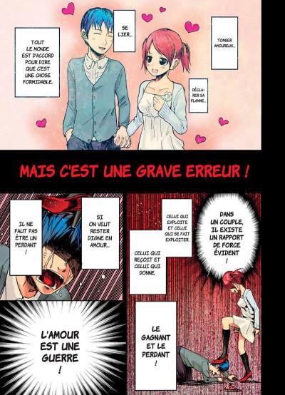 Page 1 Kaguya-sama : love is war tome 1