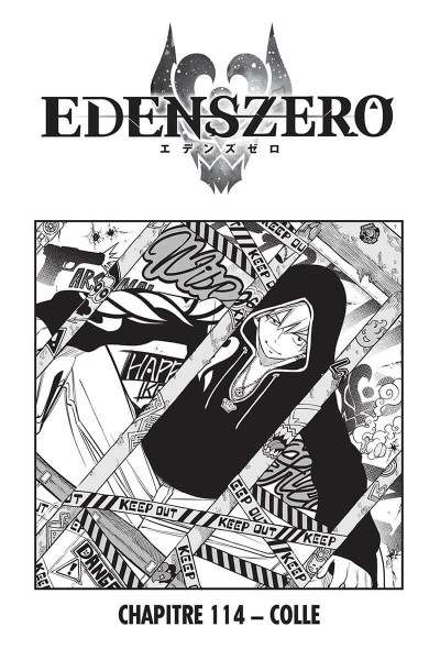 Page 3 Edens zero tome 14