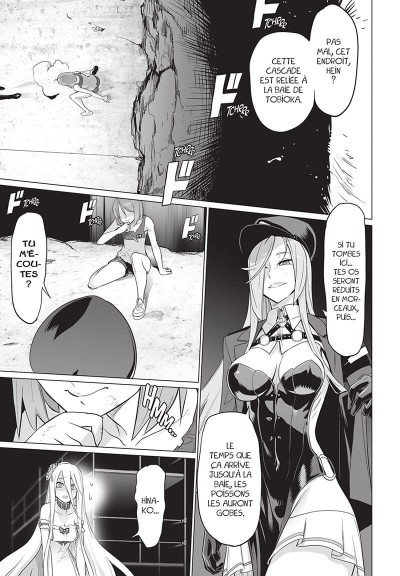 Page 3 Triage X tome 21
