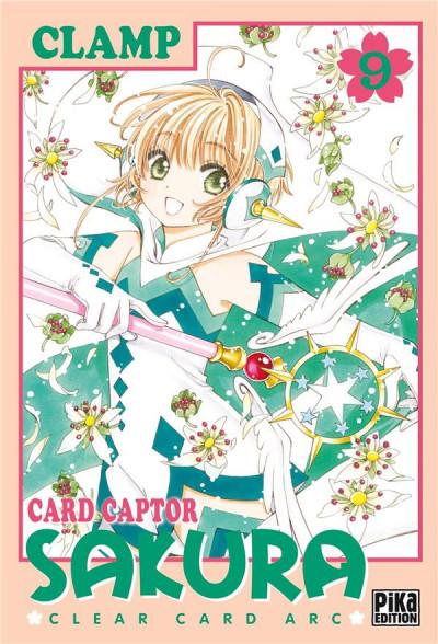 Couverture Card captor Sakura - clear card arc tome 9