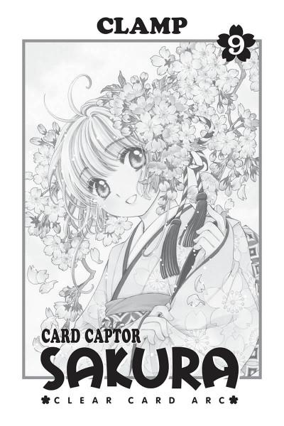 Page 1 Card captor Sakura - clear card arc tome 9