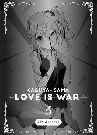 Page 1 Kaguya-sama : love is war tome 3