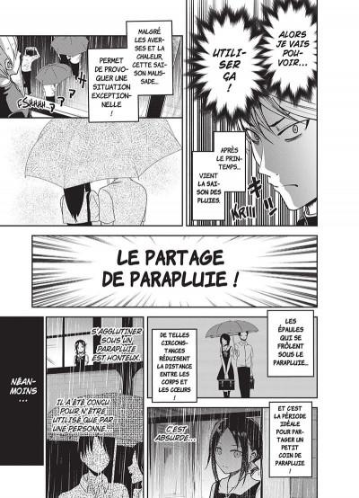 Page 9 Kaguya-sama : love is war tome 3