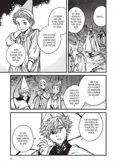 Page 5 L'atelier des sorciers tome 8