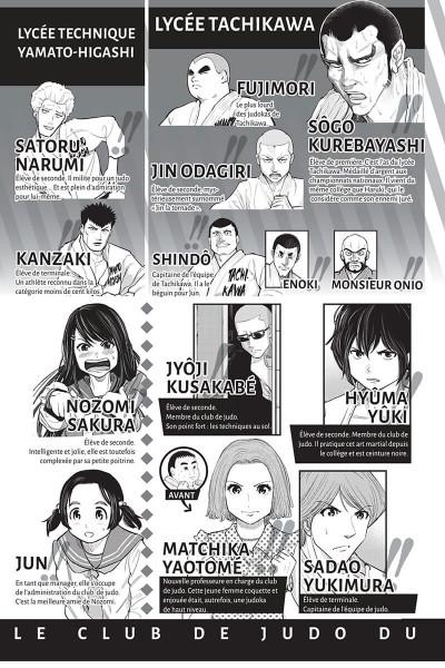 Page 3 Uchikomi - l'esprit du judo tome 7