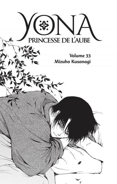 Page 1 Yona, princesse de l'aube tome 33