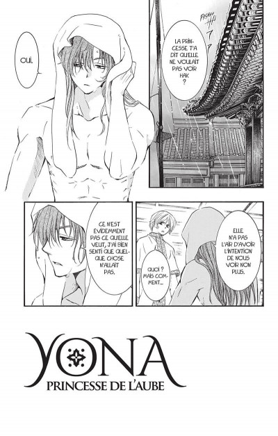 Page 5 Yona, princesse de l'aube tome 33