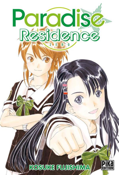 Couverture Paradise residence tome 4