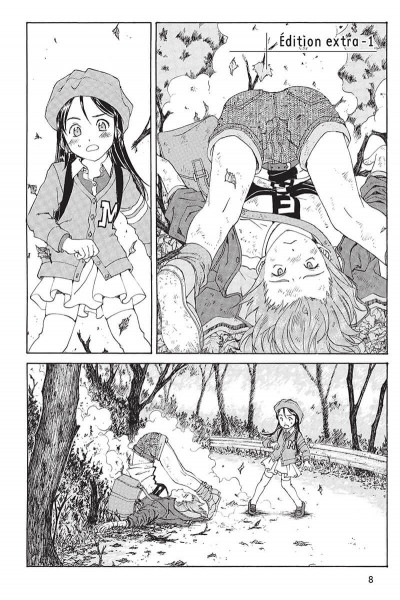 Page 8 Paradise residence tome 4