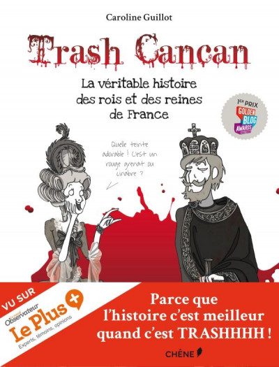Couverture Trash Cancan