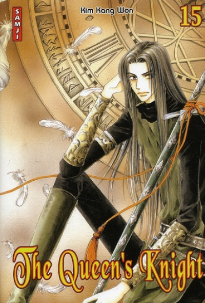 Couverture the queen's knight tome 15