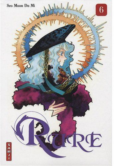 Couverture rure tome 6