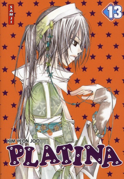 Couverture platina tome 13