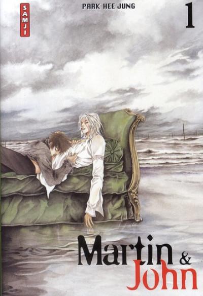 Couverture martin & john tome 1