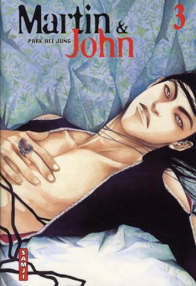 Couverture martin & john tome 3