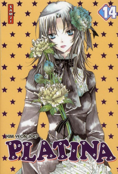 Couverture platina tome 14