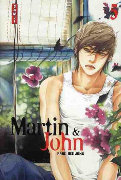 Couverture Martin & John tome 5
