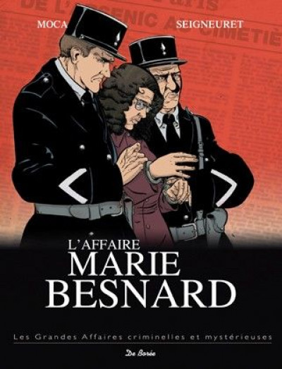 Couverture L'affaire Marie Besnard