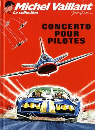 Couverture Michel Vaillant - La collection tome 13 - Concerto pour pilotes